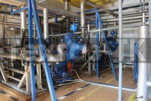 Оборудование для производства углекислоты